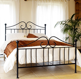 Metalni kreveti krevet k29 bravarska radionica vitas for Camas 135 baratas